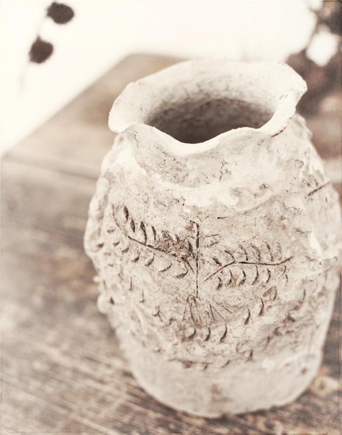 Handmade Bali urn