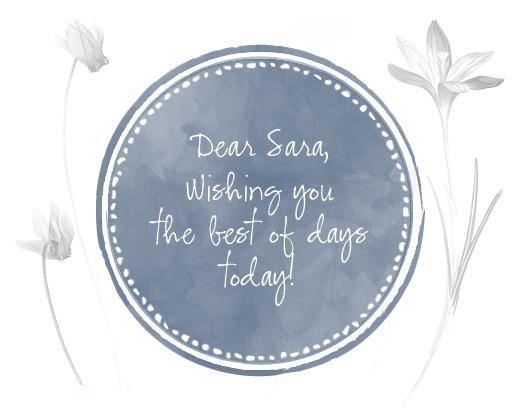 DearSara