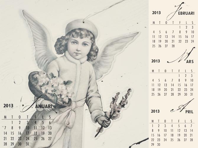 Kalender 2, 2013